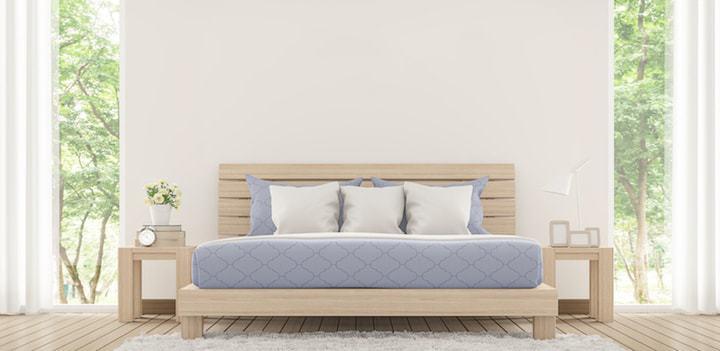 Aandachtspunt bij Vloerverwarming in de Slaapkamer: Kies voor een bed op poten