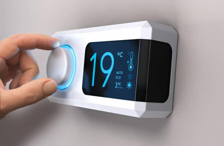 Bespaar energie dankzij vloerverwarming