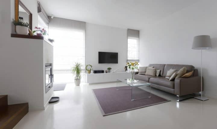 Epoxy vloer is niet geschikt voor vloerverwarming