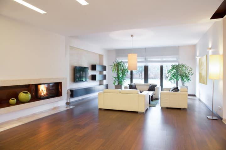 Meer ruimte dankzij vloerverwarming