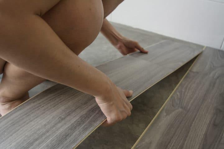 Een PVC Vloer met Vloerverwarming is vochtbestending