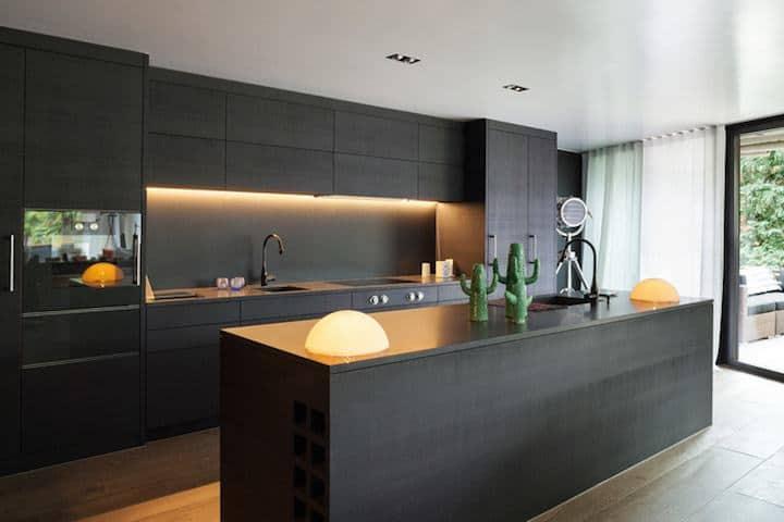 Laat je Vloerverwarming doorlopen onder het keukeneilland