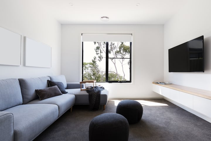 Voordelen van Vloerverwarming met tapijt in de woonkamer