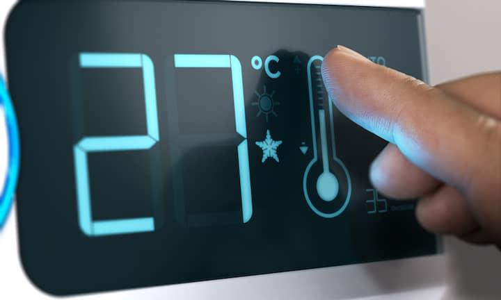 Wat is de ideale temperatuur voor vloerverwarming?