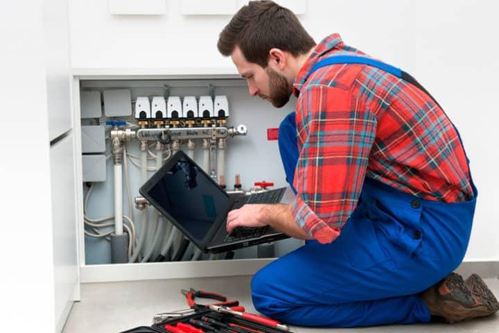 Laat je adviseren bij de opbouw van een vloerverwarming met droogbouw systeem
