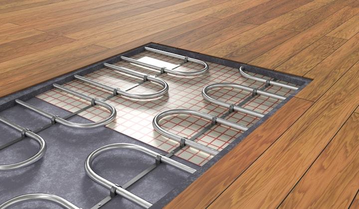 De voordelen van Vloerverwarming zonder isolatie